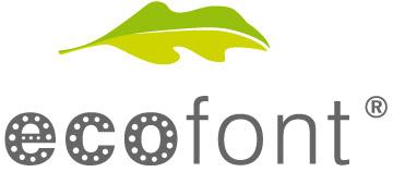 Ecofont logo